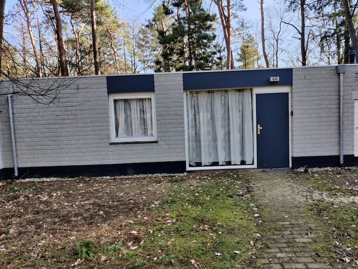 Bungalow vakantiepark de Berkenhorst. (nr66)