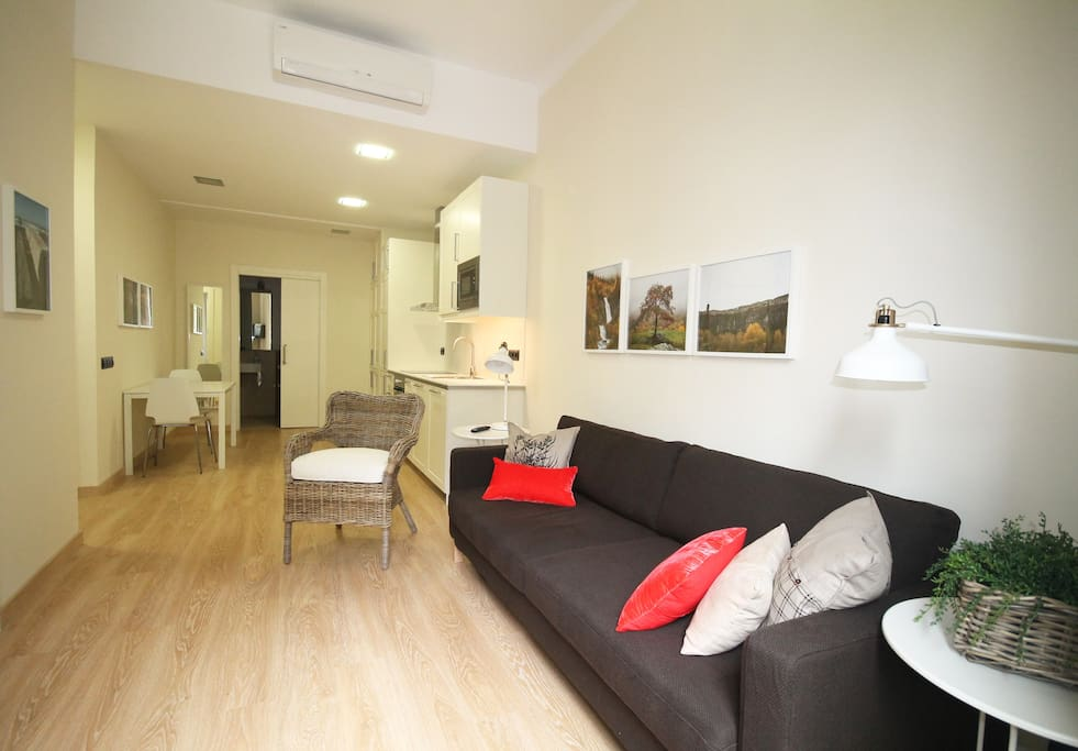 Best location apartment appartamenti in affitto a for Hotel e appartamenti barcellona