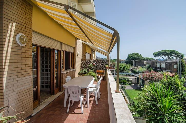 Casa del Gabbiano - Anzio - Pis