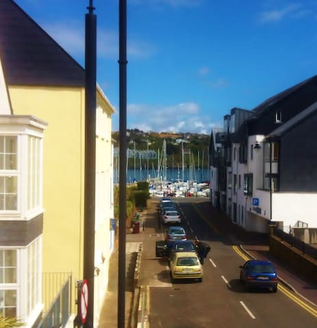 Marina View, In Town, Comfortable Dbl. Rm; - Kinsale - Guest suite