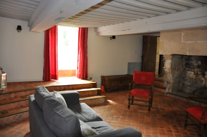 Bel appartement dans un Manoir
