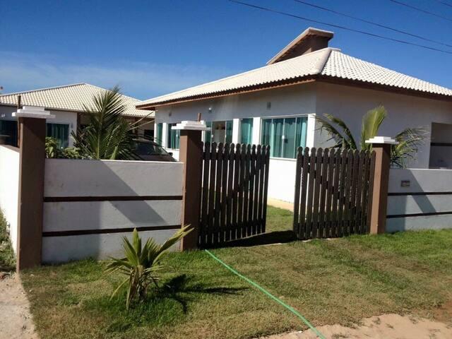 Casa em Chapéu do sol com 3 suítes - São João da Barra - House