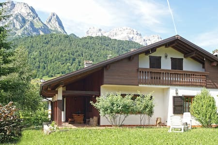 BEAUTIFUL HOUSE DOLOMITI MOUNTAIN - Agordo