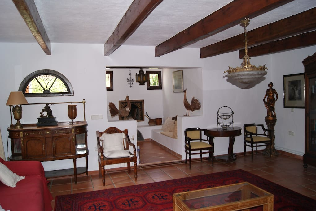 living room - salón - wohnzimmer