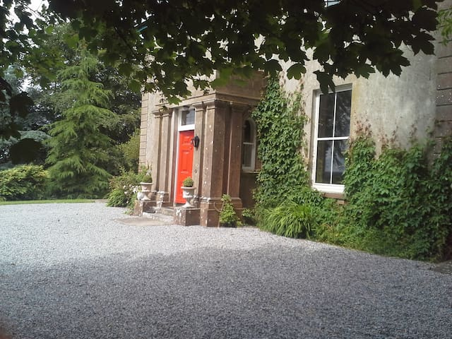 Glebe House B&B Westmeath Ireland - Rathowen - Pousada