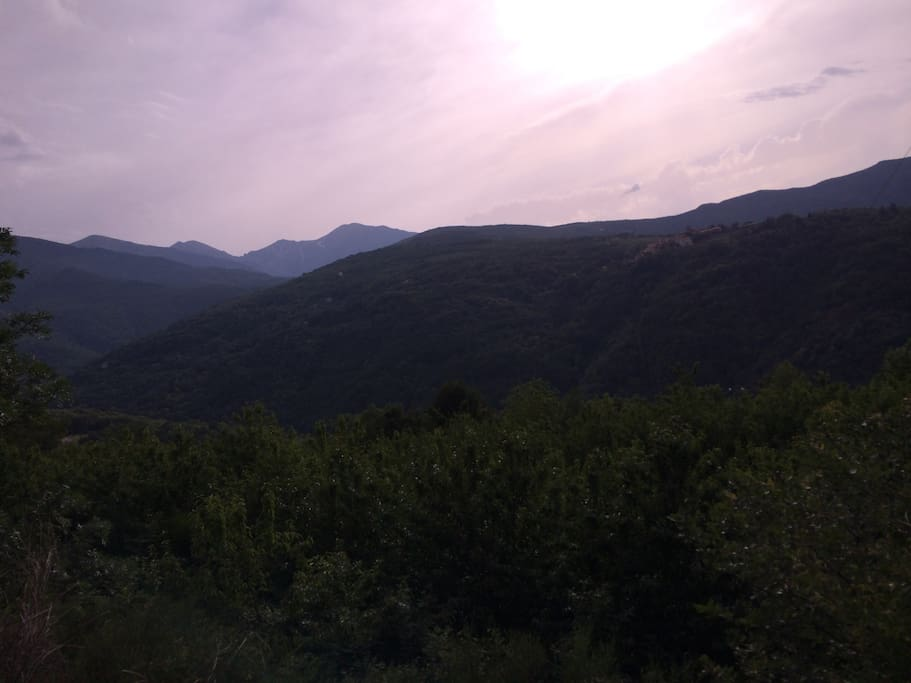 the place to be ,underneath Mount Canigou !