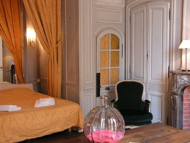 Delightful Suite at the Château - Gizeux - Castell