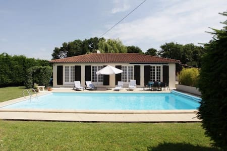 Villa La Rossaire - Saint-Georges-des-Coteaux - วิลล่า