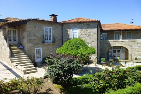 Country house with swimming pool - Mosteiró, Vila do Conde - วิลล่า