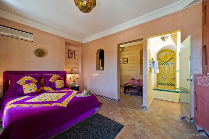 Riad Yacout Suite quartier historiq - Meknes - Bed & Breakfast