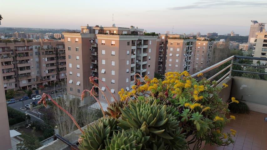 EUR Poggio del Torrino  Very Bright - Roma - Apartment