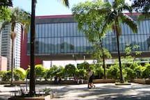 MASP. São Paulo Art Museum.