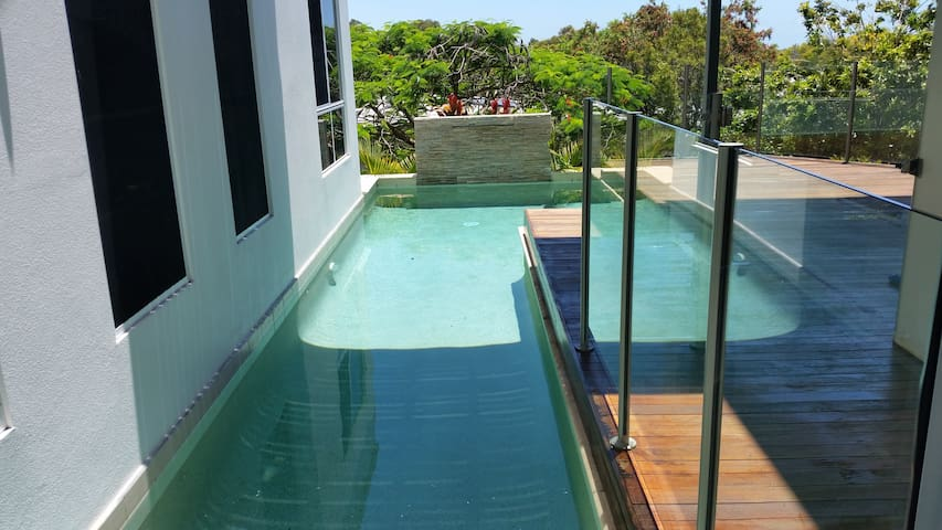 Poolside Private Apartment  Great Views