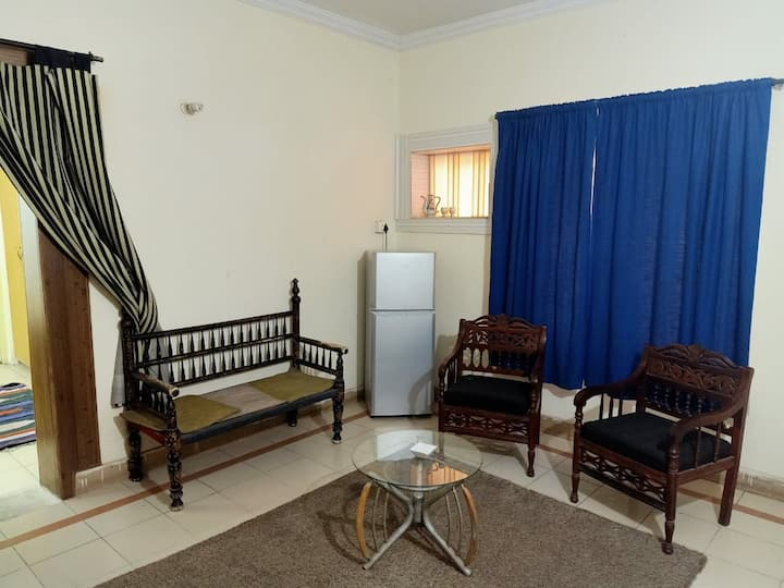 Fully furnished Luxury Studio Bedroom available