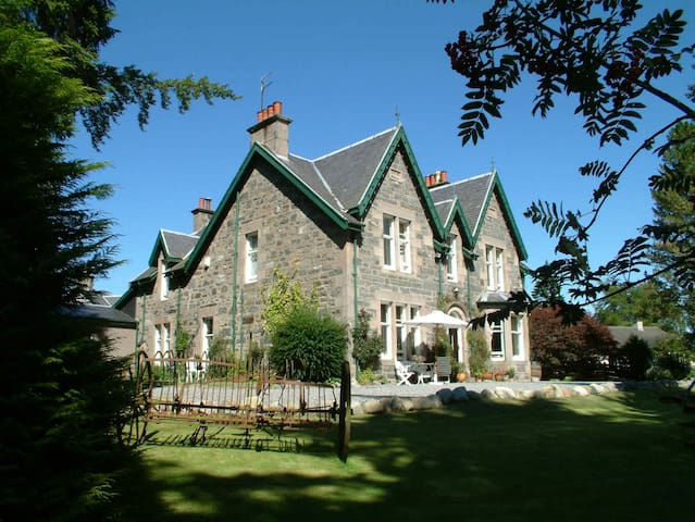 Greystones B&B 'Swallow' Single  - Kingussie - Bed & Breakfast