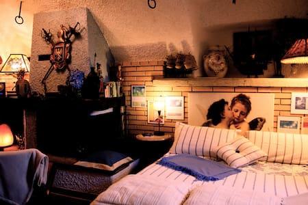 """Suite """"Castiglia"""" w/ garden/kitchen - Domodossola"""