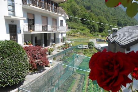Eco House A Sulì: Tra Monti e Laghi - Seppiana - House