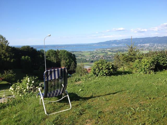 Besondere Tage im Appenzell - Walzenhausen