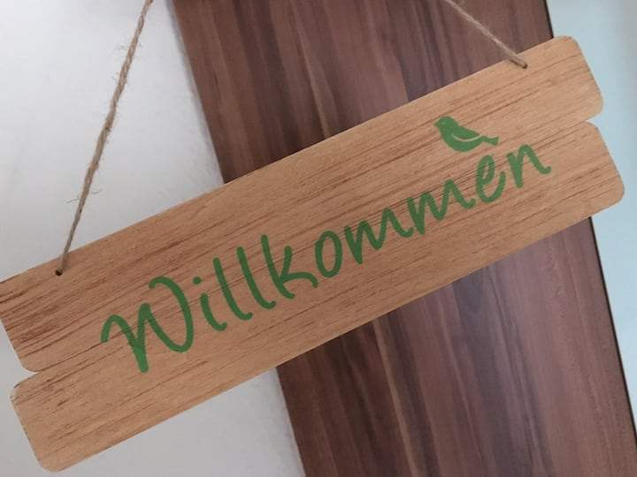 Ferienwohnung am Attilafelsen, (Breisach-Niederrimsingen), Ferienwohnung, 95qm, 2 Schlafzimmer, Balkon, max. 5 Personen