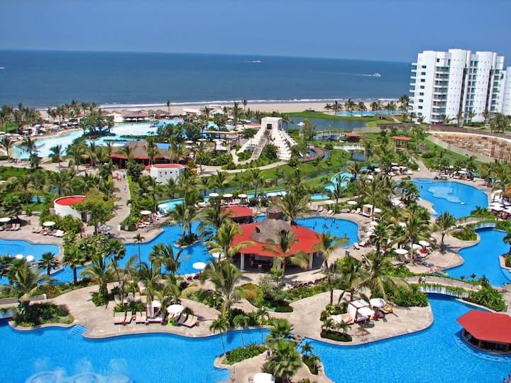 NVGM1 ☆Grand Mayan 1BR Suite ❤️ Terrace w pool ☆