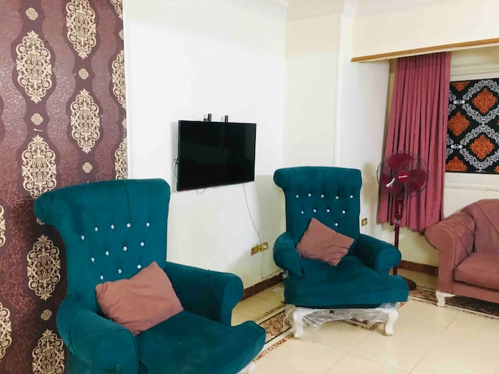 Cozy Apartment infront of Baron compound ring road