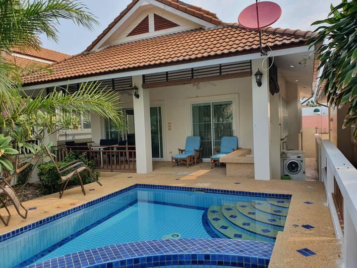 2 Bedroom Private Pool Villa #2 (Soi 102)
