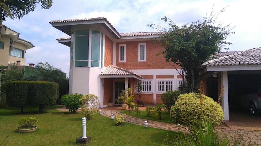 House in closed condominium with 3 bedrooms - Itu - Casa