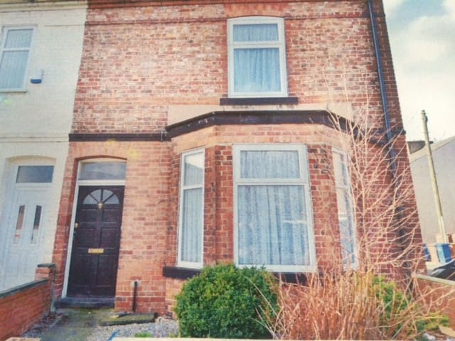 House to rent in Eccles, near Trafford Centre Mall - Eccles - Casa