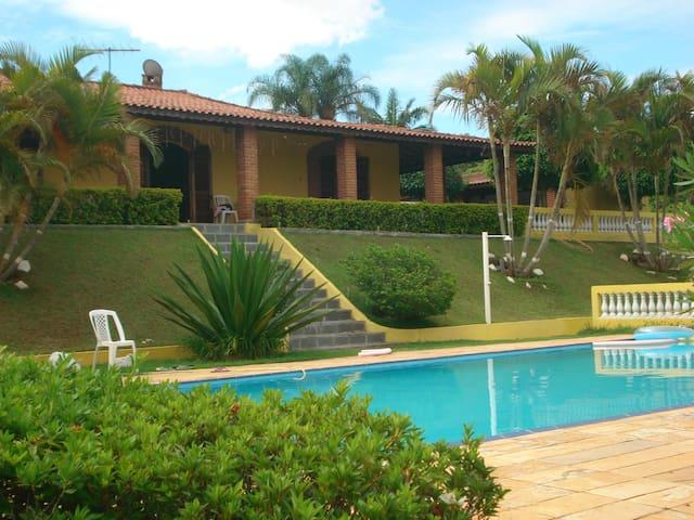 Casa Alto Padrão Ibiúna - ibiuna - House