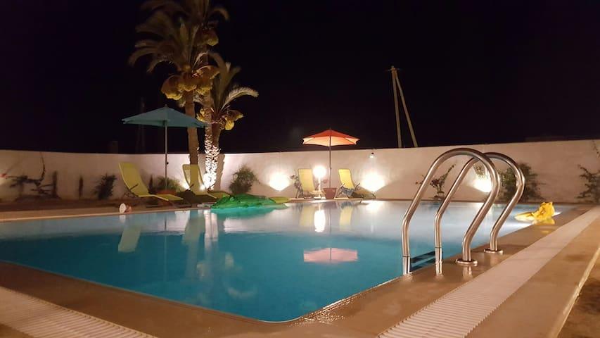 Bel appart neuf vue de mer - Mezraya  - Lägenhet