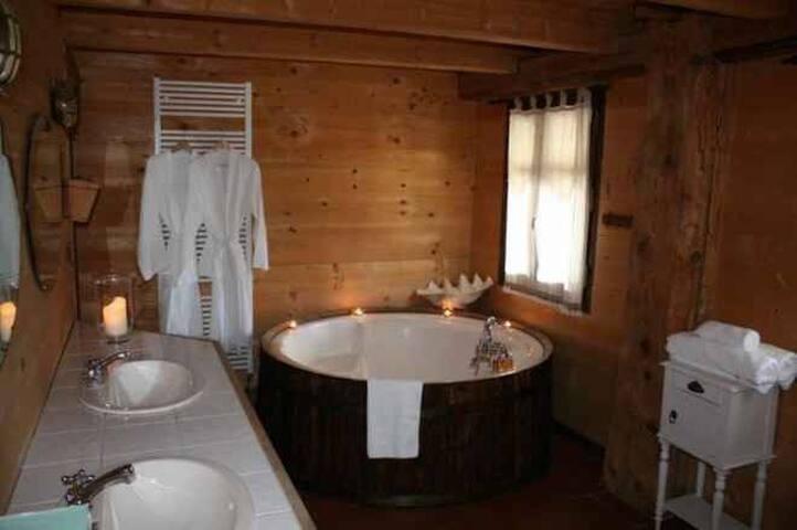 salle de bain chambre parentale 1