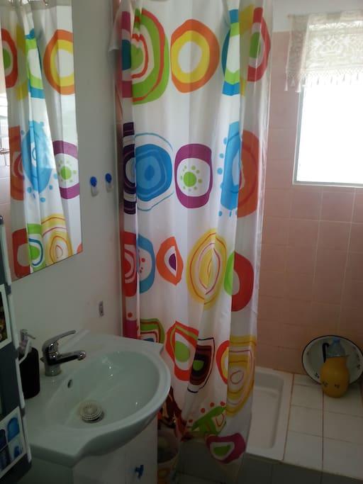salle de douche, 1er étage