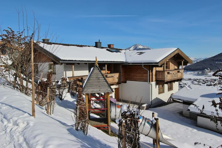 Comfortable Apartment in Kaprun near Ski Lift