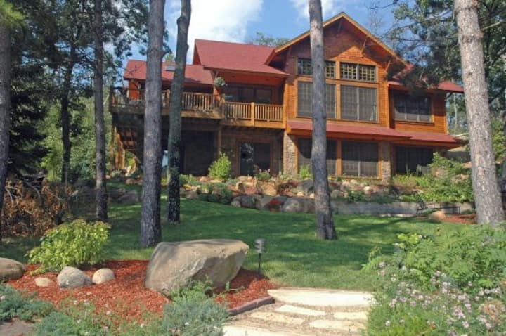 Lake Kimble Cabin: for the perfect lake experience