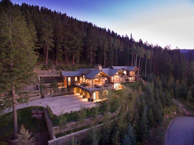 Contemporary Aspen Estate