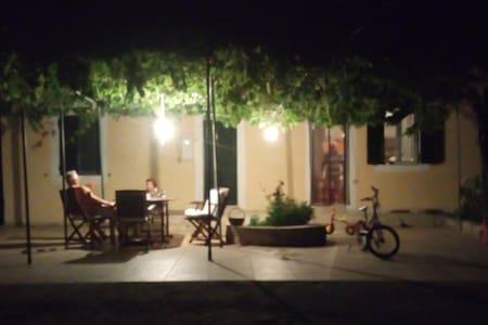 """""""Kostas""""Tranditional house  ,at Rifi."""