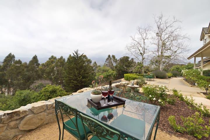 Santa Barbara Peaceful Seclusion! - Santa Barbara - Rumah