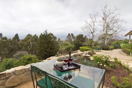 Santa Barbara Peaceful Seclusion!