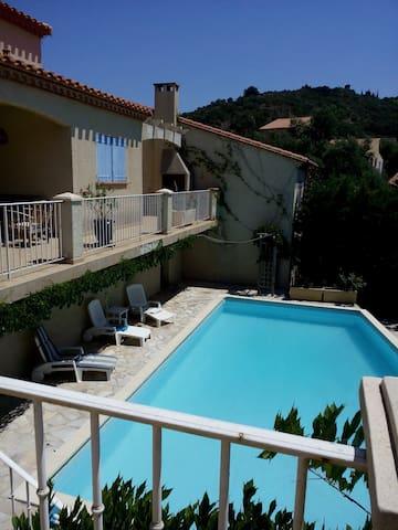 magnifique villa piscine - Banyuls-sur-Mer - Villa
