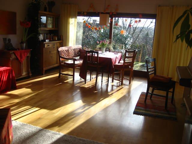 Helle, schöne, ruhige Wohnung im Dreiländereck - Kelmis - Appartement