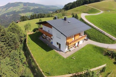 Comfortable Apartment in Hopfgarten im Brixental with Garden