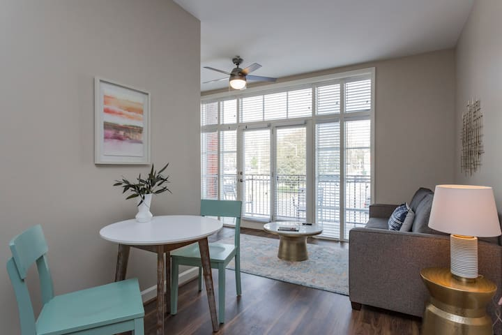 Belmont University 1BR Ready for Visitors