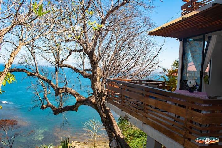 4 Bedroom Ocean View Condominium in Punta Leona