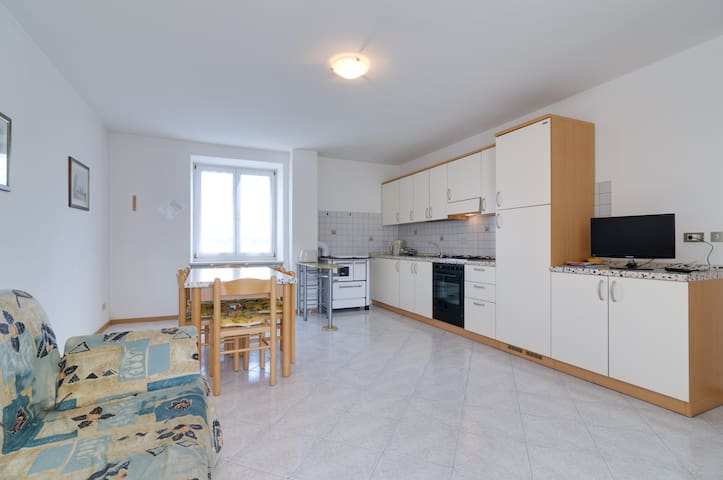 Holiday home in Italy/Dolomiten  - Brez - Daire