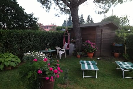 Lovely double bedroom in the countryside - Montelupo Fiorentino