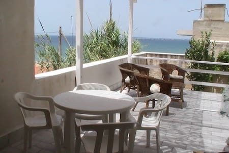 Sicily,Villa 3 min from the beach. - Cava D'aliga - Huvila