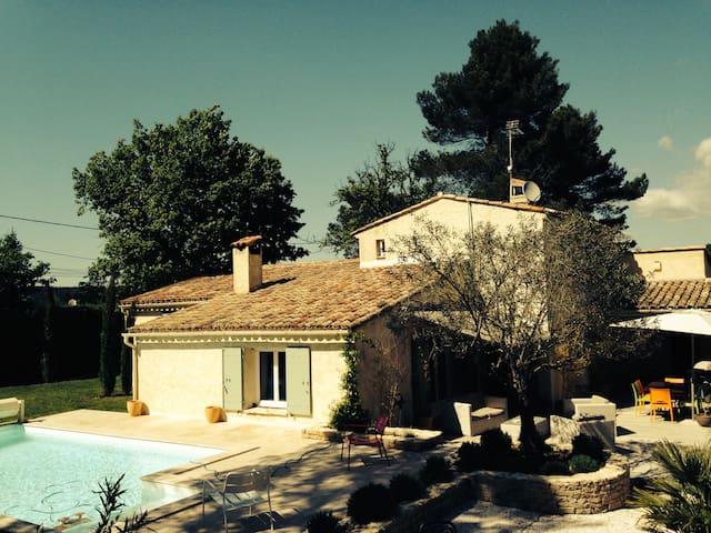 Maison provençale avec Piscine - Gréasque - House