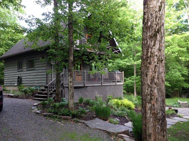Hidden Valley Ski Chalet - Huntsville - House