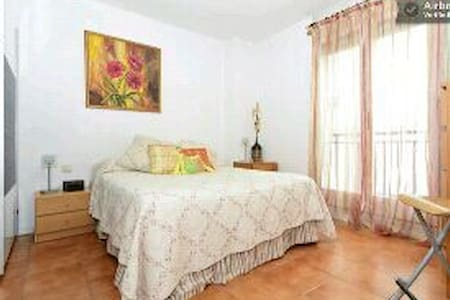 Habitación doble confortable  - Sant Pol de Mar