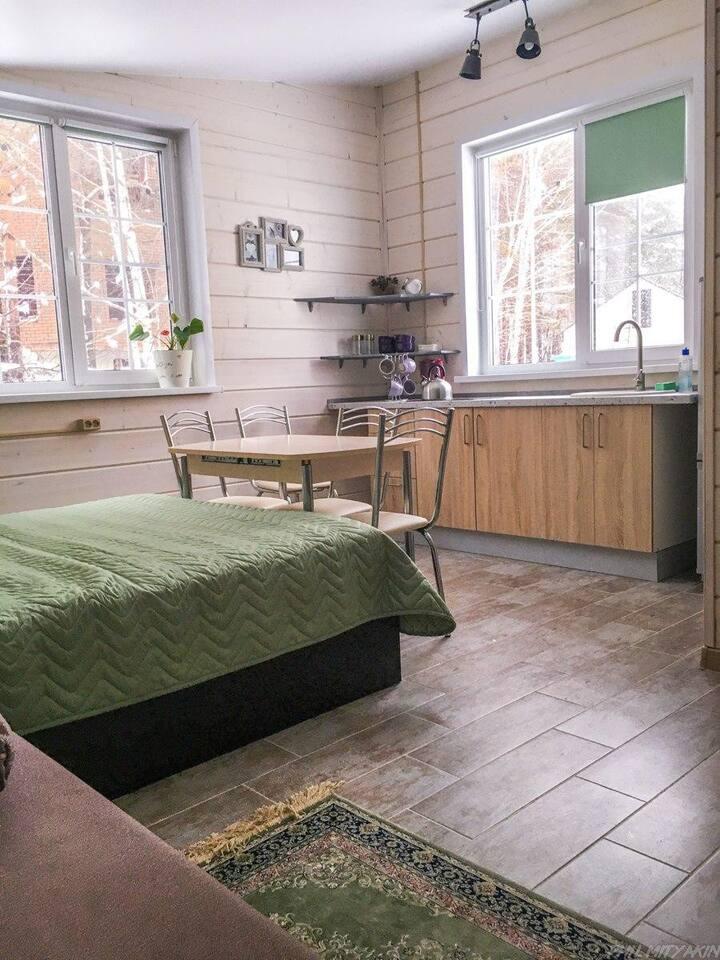 Сдам посуточно частный домик в уютном месте